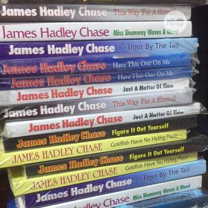 James Hardly Chase | Books & Games for sale in Lagos State, Surulere