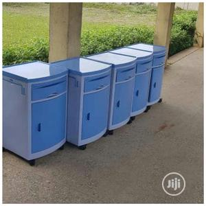 Bedside Mobile Plastic Locker | Medical Supplies & Equipment for sale in Lagos State, Yaba