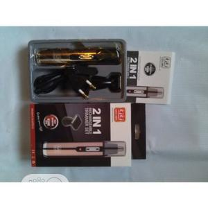 2-In-1 Rechargeable Nose Ear Trimmer Set   Tools & Accessories for sale in Lagos State, Amuwo-Odofin