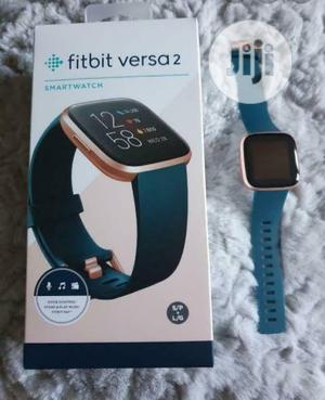 Fitbit Versa2 Special Ediction Smartwatch   Smart Watches & Trackers for sale in Lagos State, Ikeja