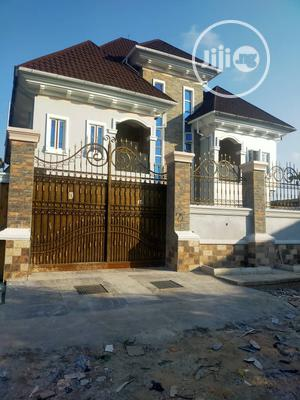 Brand New 5 Bedroom Semi Detached Duplex for Sale 80m   Houses & Apartments For Sale for sale in Lagos State, Amuwo-Odofin