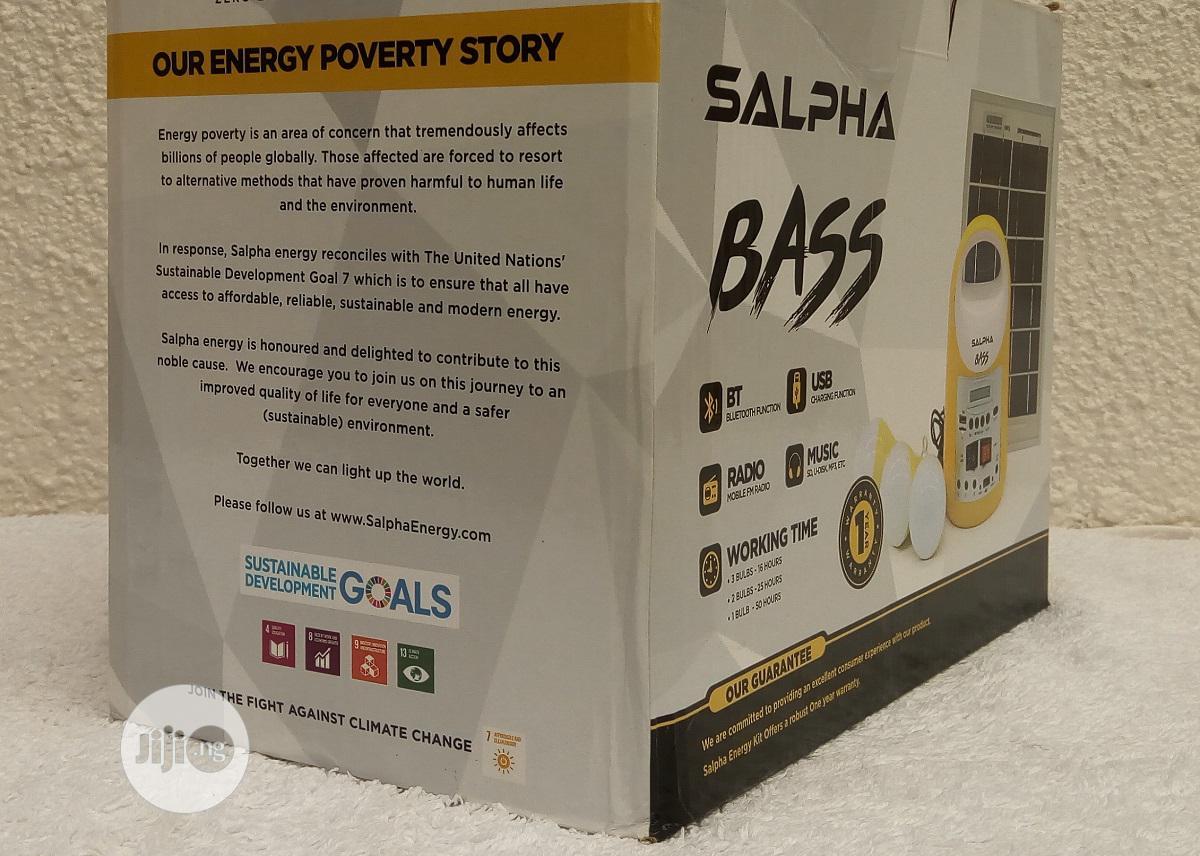 8000mah/6watt Solar Home Light Kit/Rechargeable Power Bank   Solar Energy for sale in Alimosho, Lagos State, Nigeria