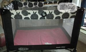 Graco Play Pen And Baby Bed | Children's Furniture for sale in Lagos State, Abule Egba