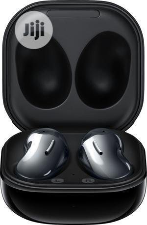 Samsung Galaxy Buds Live, True Wireless Earbuds-black | Headphones for sale in Lagos State, Ikeja
