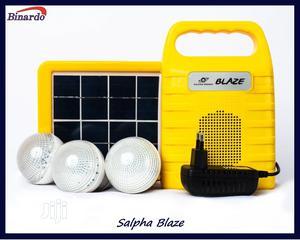 6000mah/4watt Solar Home Light Kit/Rechargeable Power Bank   Solar Energy for sale in Lagos State, Alimosho