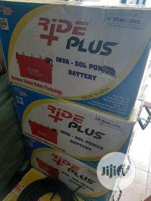 12V 200ah Rideplus Solar Battery   Solar Energy for sale in Lagos State, Ojo