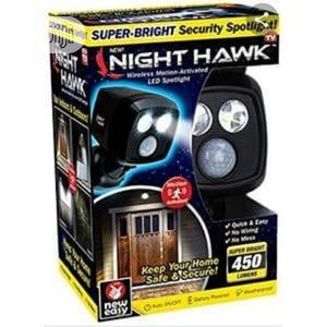 Night Hawk Motion Sensor LED Light | Security & Surveillance for sale in Lagos State, Surulere