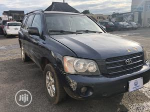 Toyota Highlander 2003 Blue   Cars for sale in Kwara State, Ilorin South