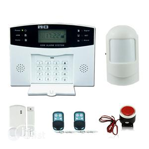 Burglar Alarm System - Wireless Home PSTN GSM   Safetywear & Equipment for sale in Lagos State, Ikeja