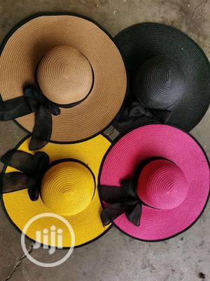 Summer Beach Hats for Trendy Ladies | Clothing Accessories for sale in Lagos State, Surulere