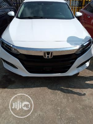 Honda Accord 2018 Sport 2.0T White | Cars for sale in Lagos State, Alimosho
