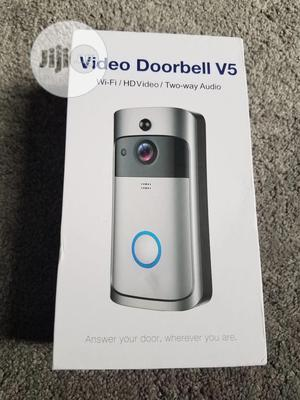 V5 Smart Wireless Video Doorbell Camera With Ringer | Home Appliances for sale in Lagos State, Ikeja