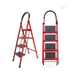 Marvel 4 Step Stainless Steel Ladder -Aug20 | Hand Tools for sale in Lagos State, Alimosho