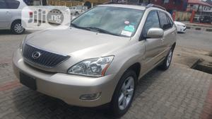 Lexus RX 2007 350 Gold | Cars for sale in Lagos State, Amuwo-Odofin