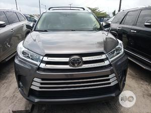 Toyota Highlander 2018 Gray | Cars for sale in Lagos State, Apapa