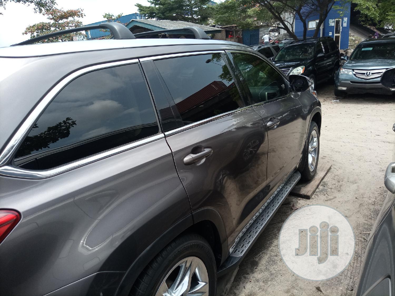 Toyota Highlander 2018 Gray | Cars for sale in Apapa, Lagos State, Nigeria