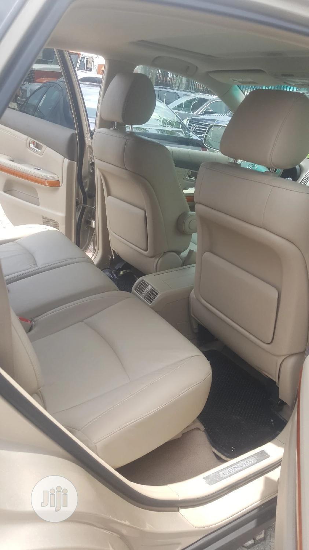 Lexus RX 2007 350 Gold | Cars for sale in Amuwo-Odofin, Lagos State, Nigeria
