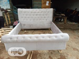 Quality Upholstery Bed 6 By 6 | Furniture for sale in Lagos State, Ikeja