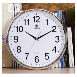 HD Wifi Spy Camera Wall Clock   Security & Surveillance for sale in Lagos State, Ikeja