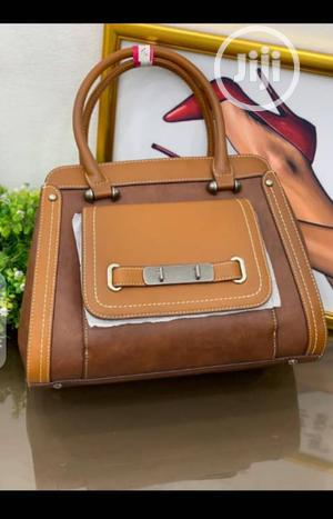 New Quality Turkey Female Leather Handbag | Bags for sale in Lagos State, Isolo