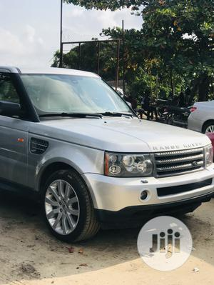 Land Rover Range Rover Sport 2006 Silver | Cars for sale in Lagos State, Amuwo-Odofin