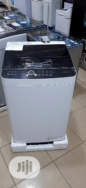 Hisense Automatic Washing Machine 8kg   Home Appliances for sale in Abuja (FCT) State, Central Business District