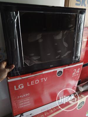 Brand New LG LED 24inches Television,Antenna, Picture Wizard | TV & DVD Equipment for sale in Lagos State, Ojo