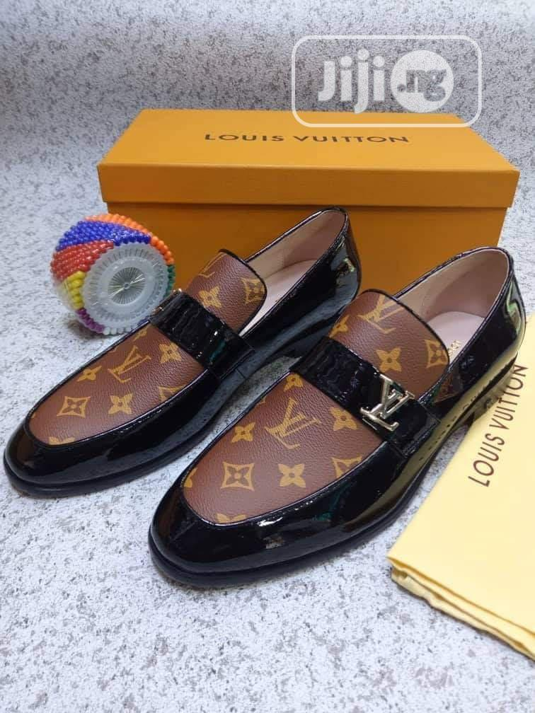 Quality Italian Louis Vuitton Loafers | Shoes for sale in Surulere, Lagos State, Nigeria