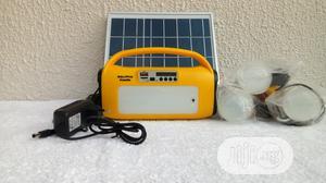 10000mah-10watt Rechargeable Solar Energy Home Lighting Kit | Solar Energy for sale in Lagos State, Ipaja