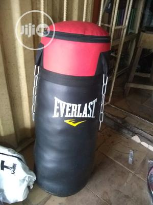 Punching Bag Premium Authentic Quality   Sports Equipment for sale in Lagos State, Apapa
