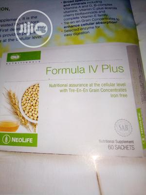 Formula Iv Plus 4 Malaria and Typhoid Fever | Vitamins & Supplements for sale in Edo State, Benin City