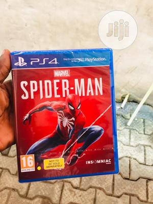 Playstation 4 Spider Man | Video Games for sale in Lagos State, Ikeja