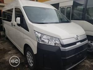 Toyota Hiace 2020 White | Buses & Microbuses for sale in Lagos State, Surulere