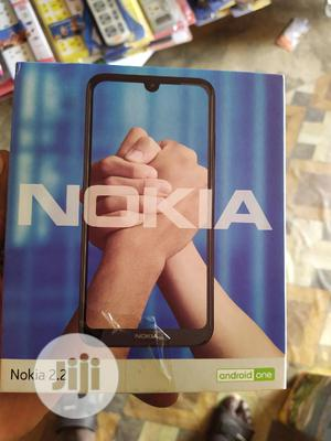 New Nokia 2.2 16 GB Black   Mobile Phones for sale in Lagos State, Alimosho
