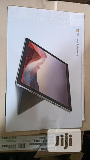 New Microsoft Surface Pro 512 GB Silver   Tablets for sale in Lagos State, Ikeja