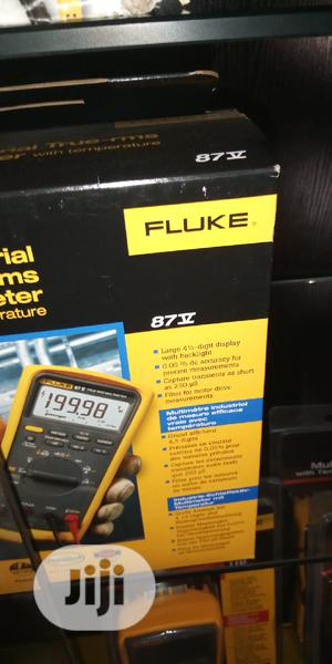 Fluke 87v Meter   Measuring & Layout Tools for sale in Lagos State, Ojo