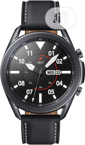 Samsung Galaxy Watch 3 (45mm, GPS, Bluetooth) Smart Watch   Smart Watches & Trackers for sale in Lagos State, Ikeja