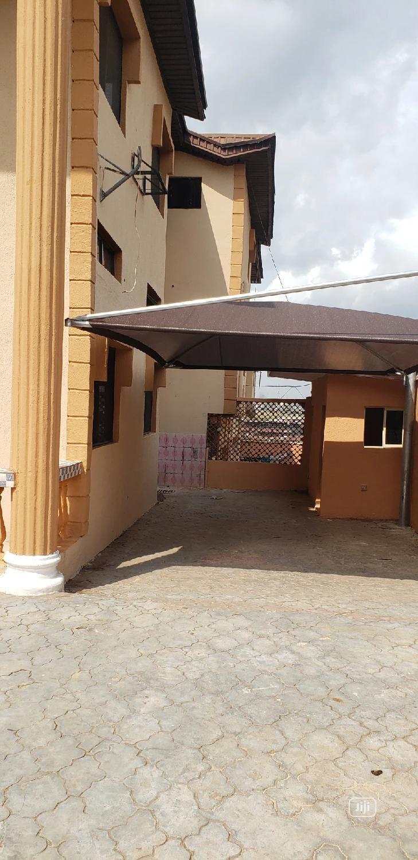 Newly Built 4 Bedroom Duplex At Ojodu