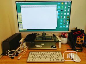 "HP 24fw (23.8"" ) Ultraslim Full-hd Ips Monitor | Computer Monitors for sale in Lagos State, Ikeja"