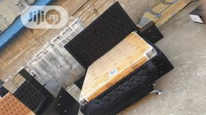 6x6 Upholstery Bedframe With Imported Orthopedic Spring Matt | Furniture for sale in Lagos State, Ojo
