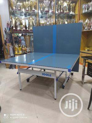 Outdoor Table Tennis Table New Standard | Sports Equipment for sale in Lagos State, Ikorodu