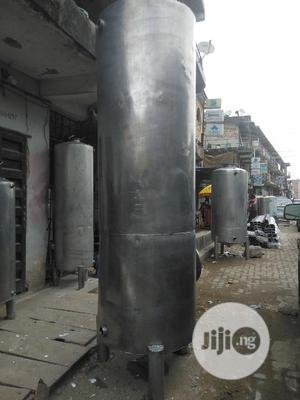 8feet By 30inches, 2.5mm Water Treatment Stainless Tank | Building Materials for sale in Lagos State, Orile