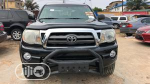 Toyota Tacoma 2009 Black | Cars for sale in Lagos State, Isolo