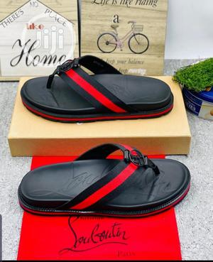 Louboutin Slippers for Men | Shoes for sale in Lagos State, Lagos Island (Eko)