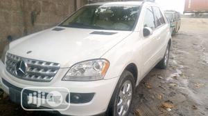 Mercedes-Benz M Class 2008 White   Cars for sale in Lagos State, Amuwo-Odofin