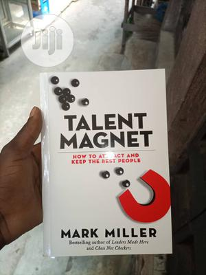 Talent Magnet   Books & Games for sale in Lagos State, Yaba