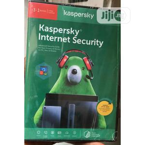 Kaspersky Internet Security Multi-Devices 3 Users - 18-08   Software for sale in Lagos State, Alimosho