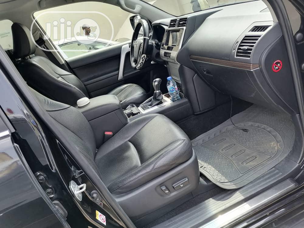 Toyota Land Cruiser Prado 2018 Black   Cars for sale in Port-Harcourt, Rivers State, Nigeria