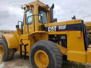Tokunbo Caterpillar Payloader 950F | Heavy Equipment for sale in Lagos State, Ibeju