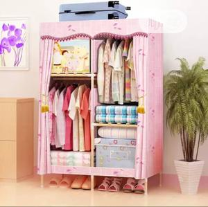 Wooden Portable Wadrobes | Furniture for sale in Lagos State, Ikorodu
